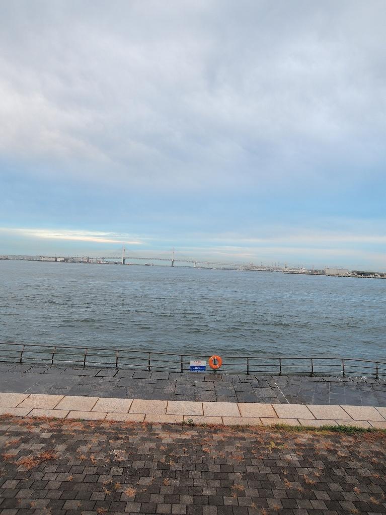 ある風景:Minato Mirai 21 Seaside@Yokohama #1_c0395834_22284203.jpg