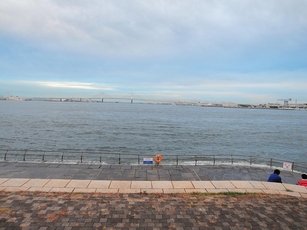 ある風景:Minato Mirai 21 Seaside@Yokohama #1_c0395834_22284206.jpg