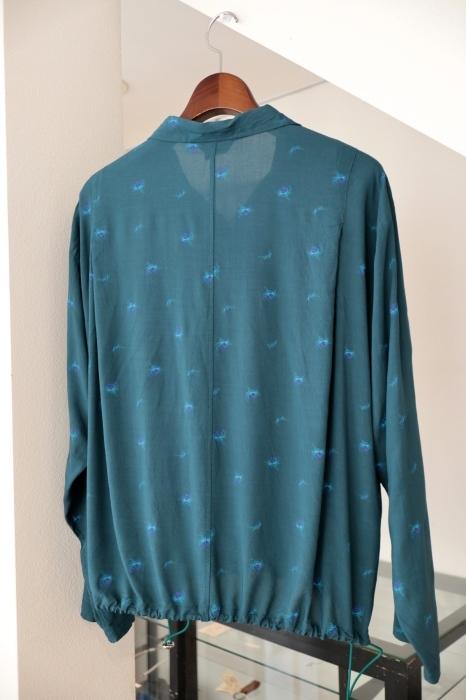WELLDER : Drawstring Shirt  入荷_f0224266_15240712.jpg