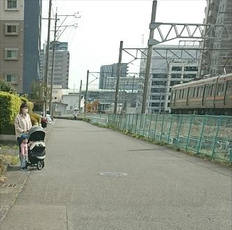 鉄ちゃん散歩教室 for 子育て for スペシャルニーズ_f0195579_16224035.jpg