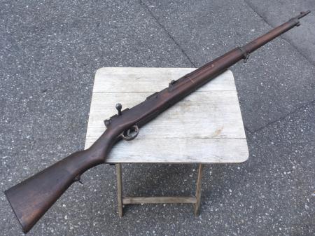 三八式教練銃・旧加工の無可動実銃。_a0154482_18022223.jpg