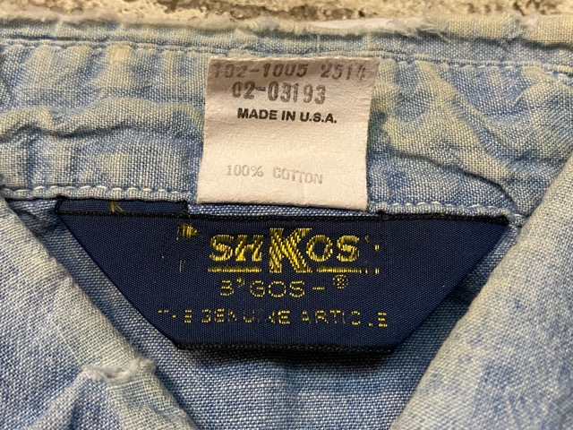 U.S.Madeのシャツを色々!!(マグネッツ大阪アメ村店)_c0078587_1843535.jpg