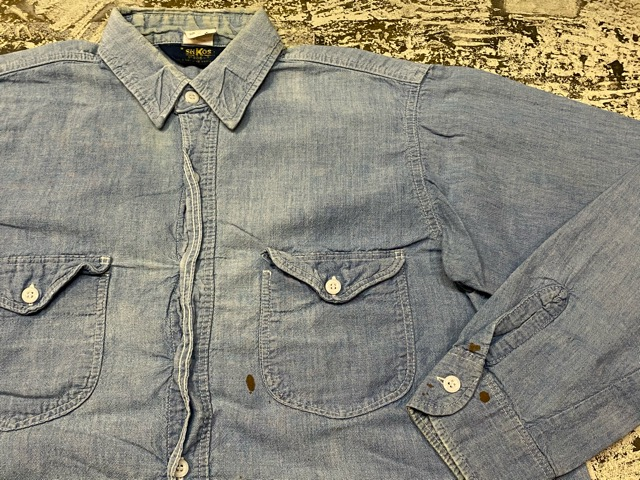 U.S.Madeのシャツを色々!!(マグネッツ大阪アメ村店)_c0078587_1844764.jpg