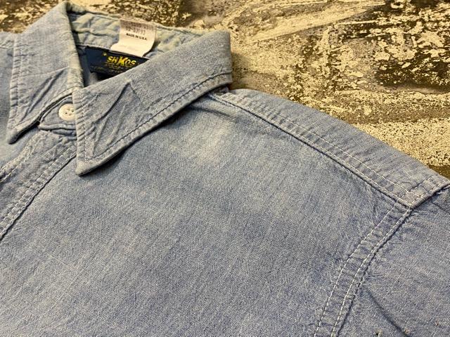 U.S.Madeのシャツを色々!!(マグネッツ大阪アメ村店)_c0078587_1845273.jpg