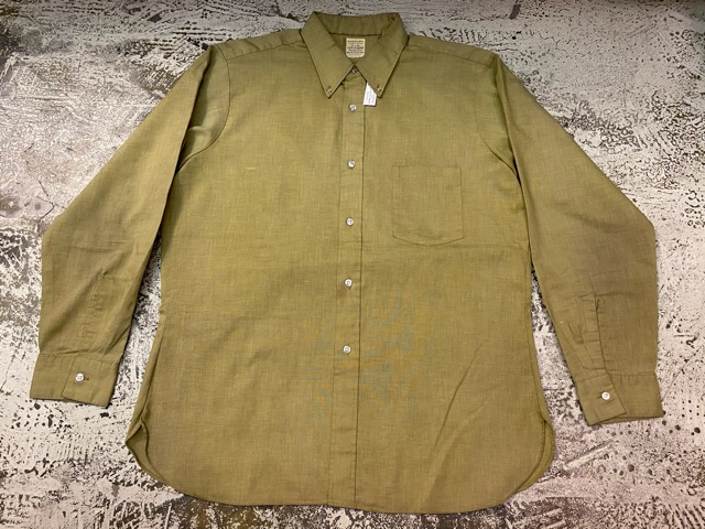 U.S.Madeのシャツを色々!!(マグネッツ大阪アメ村店)_c0078587_18493993.jpg