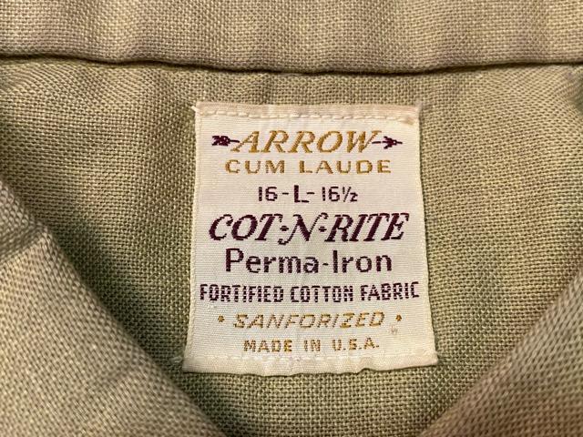 U.S.Madeのシャツを色々!!(マグネッツ大阪アメ村店)_c0078587_18495919.jpg