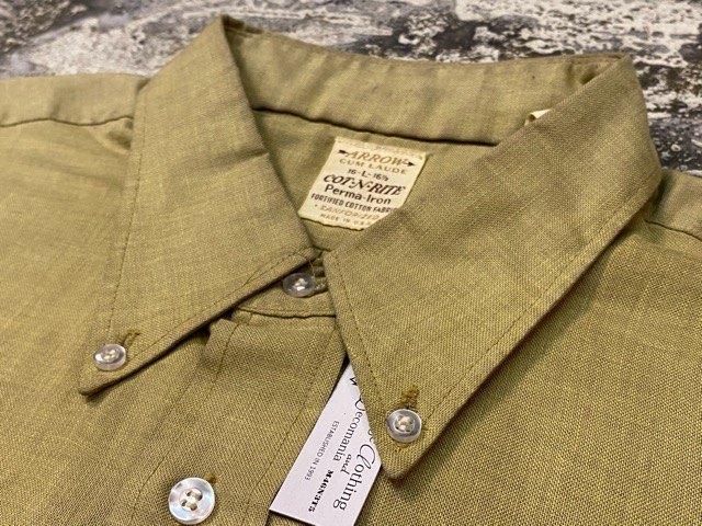 U.S.Madeのシャツを色々!!(マグネッツ大阪アメ村店)_c0078587_18501846.jpg