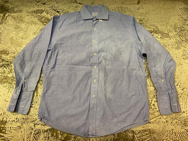 U.S.Madeのシャツを色々!!(マグネッツ大阪アメ村店)_c0078587_18511277.jpg