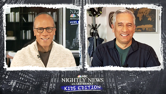 NBCの夜の看板ニュース番組(Nightly News)、子ども版(Kids Edition)はじめる_b0007805_10313104.jpg
