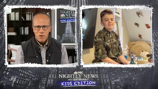 NBCの夜の看板ニュース番組(Nightly News)、子ども版(Kids Edition)はじめる_b0007805_10332761.jpg