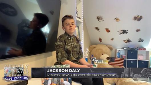 NBCの夜の看板ニュース番組(Nightly News)、子ども版(Kids Edition)はじめる_b0007805_10334956.jpg