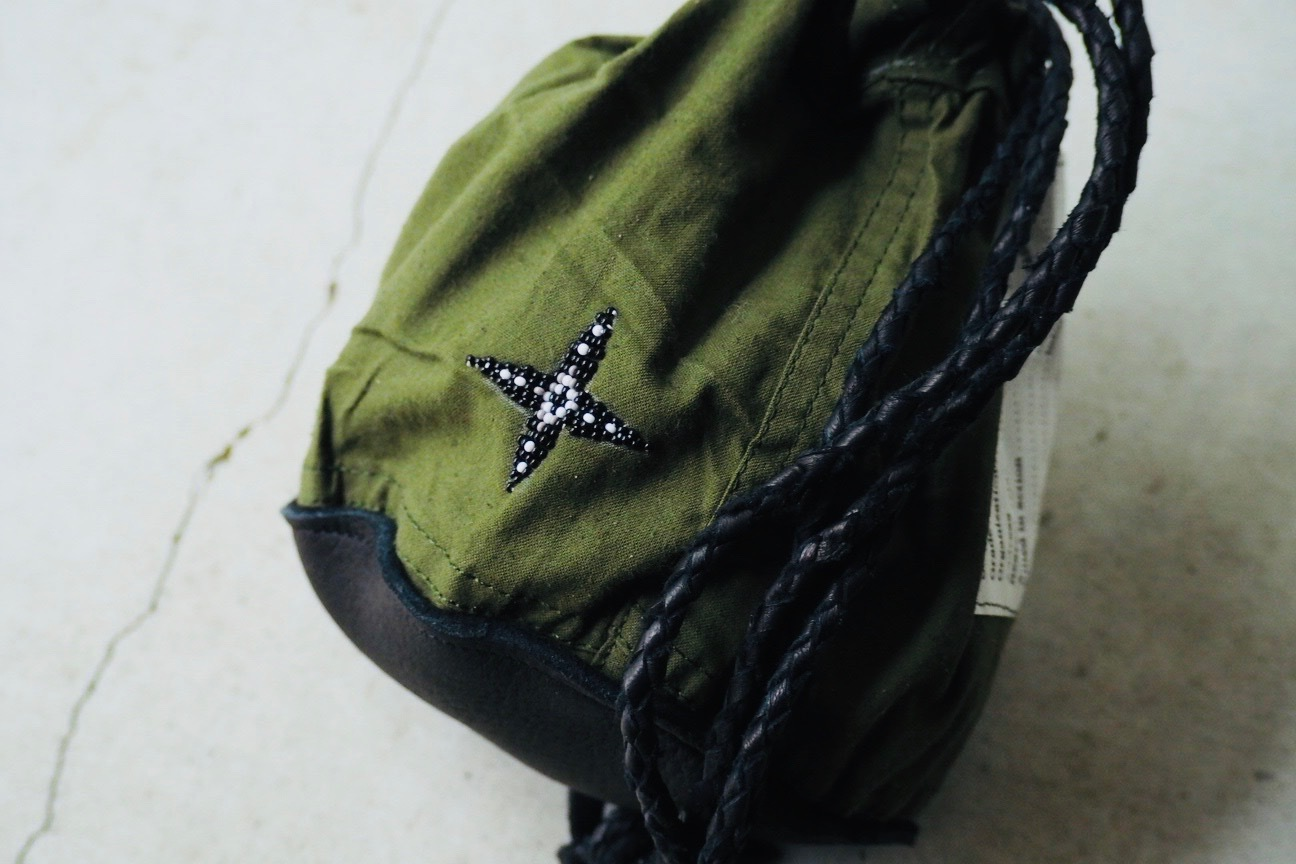 """PEACE\"" Effect Bag < BLACK >_c0246125_18170526.jpeg"