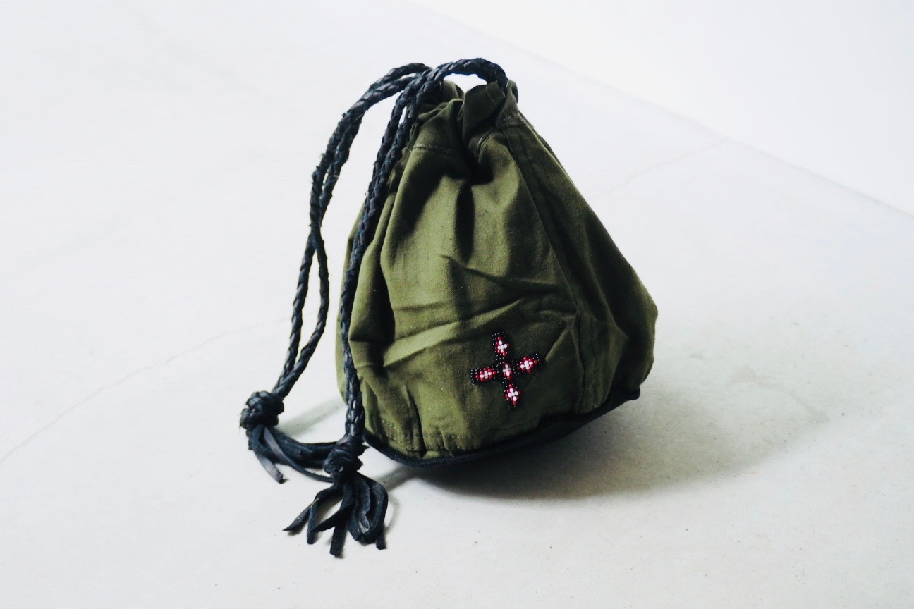 """PEACE\"" Effect Bag < BLACK >_c0246125_18185745.jpeg"