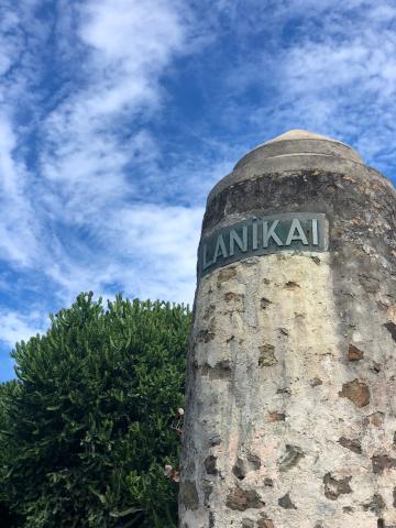 ラニカイビーチとハワイ出雲大社_c0340332_19094501.jpg