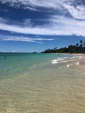 ラニカイビーチとハワイ出雲大社_c0340332_19095695.jpg