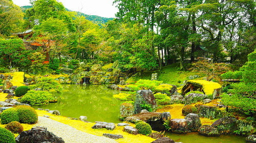醍醐寺三宝院庭園_a0287533_23385635.jpg