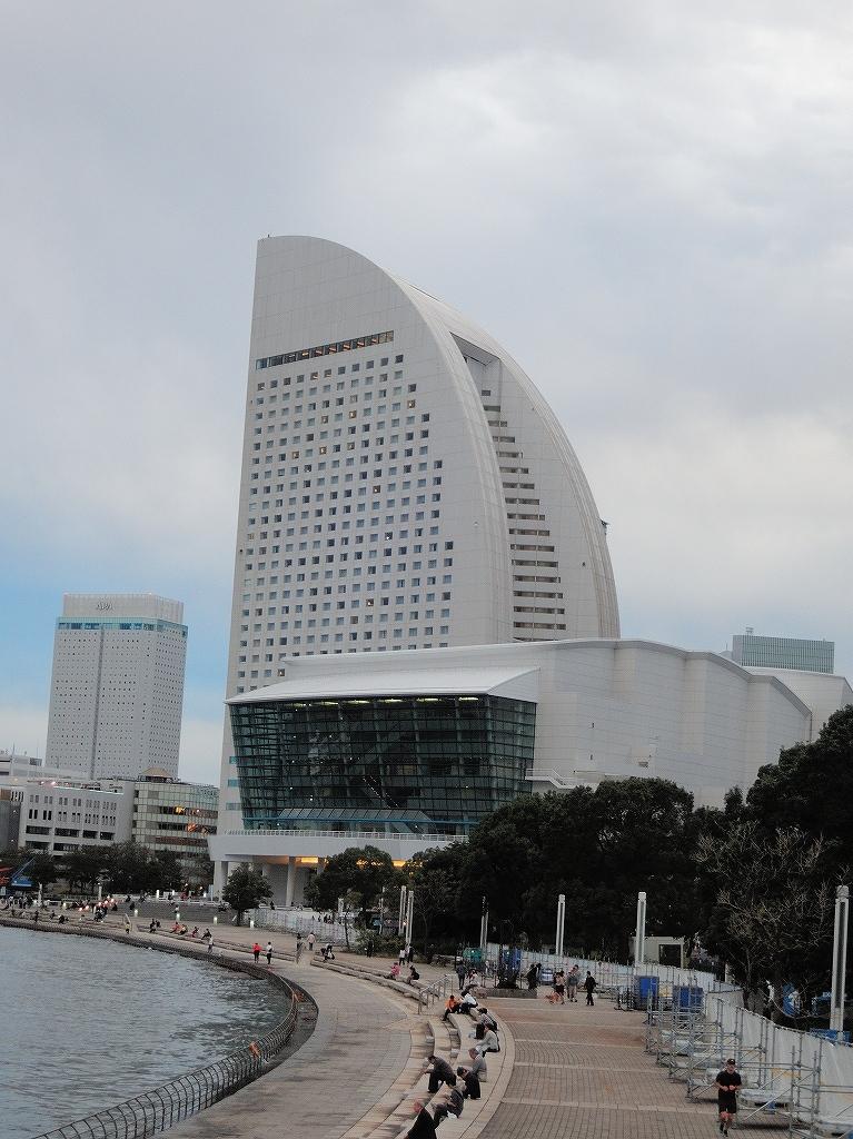 ある風景:Minato Mirai 21 Seaside@Yokohama #2_c0395834_22042824.jpg