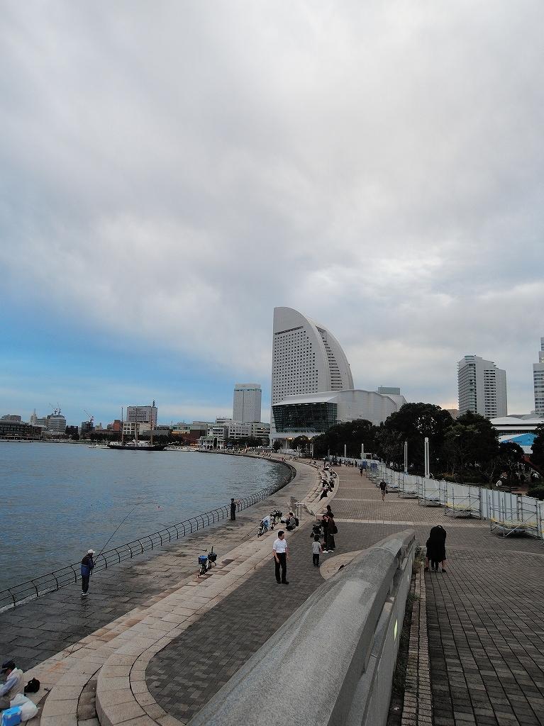 ある風景:Minato Mirai 21 Seaside@Yokohama #2_c0395834_22042849.jpg