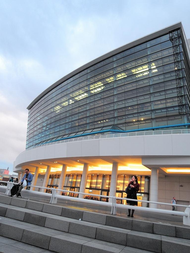ある風景:Minato Mirai 21 Seaside@Yokohama #2_c0395834_22042957.jpg