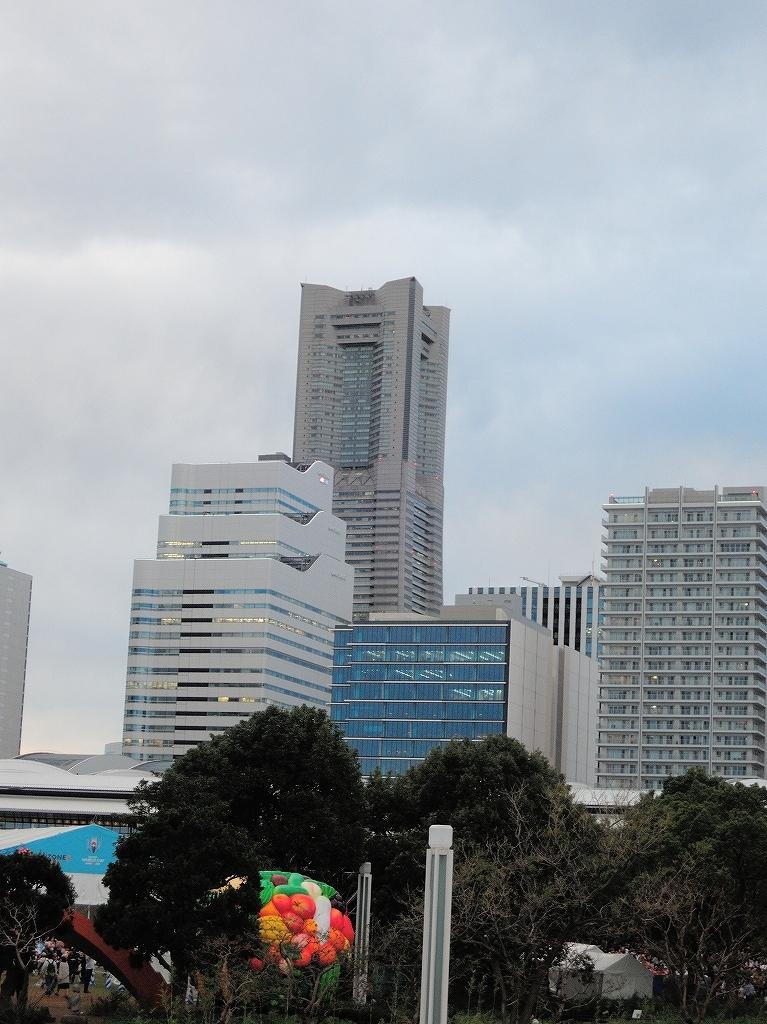ある風景:Minato Mirai 21 Seaside@Yokohama #2_c0395834_22042989.jpg