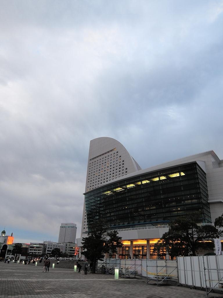 ある風景:Minato Mirai 21 Seaside@Yokohama #2_c0395834_22042996.jpg