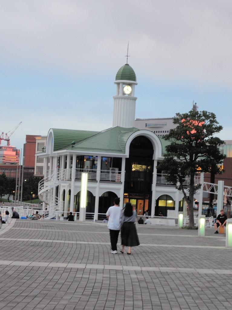 ある風景:Minato Mirai 21 Seaside@Yokohama #2_c0395834_22043492.jpg