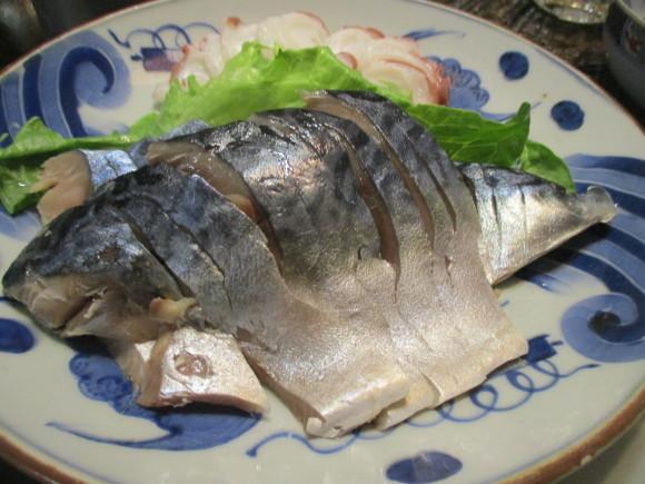 スパも今日からクローズ&Sさんからのお魚類のプレゼント_a0279743_13141657.jpg