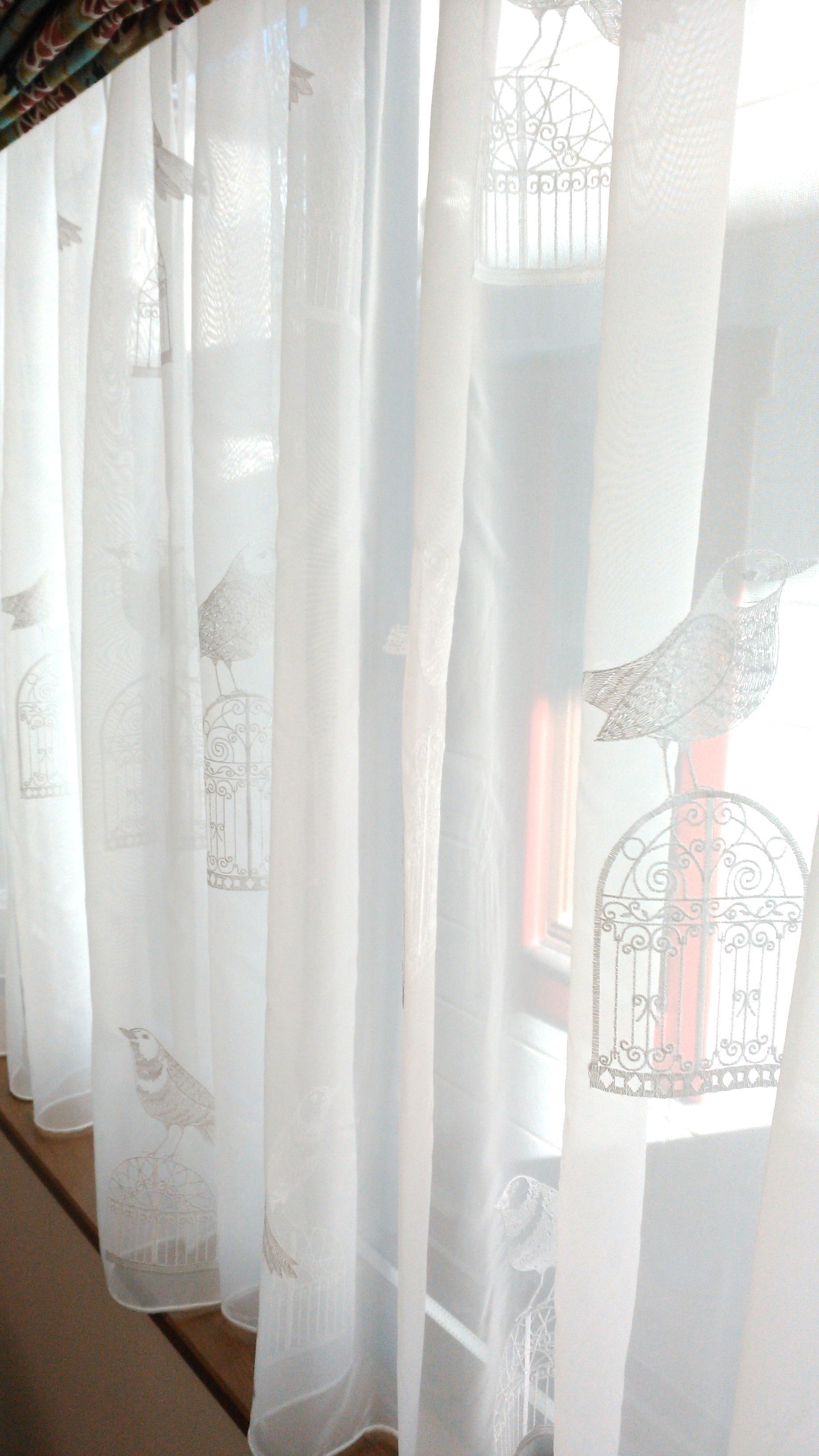 サンダーソン『ザクロ柄』のローマンシェード モリス正規販売店のブライト_c0157866_20430964.jpg
