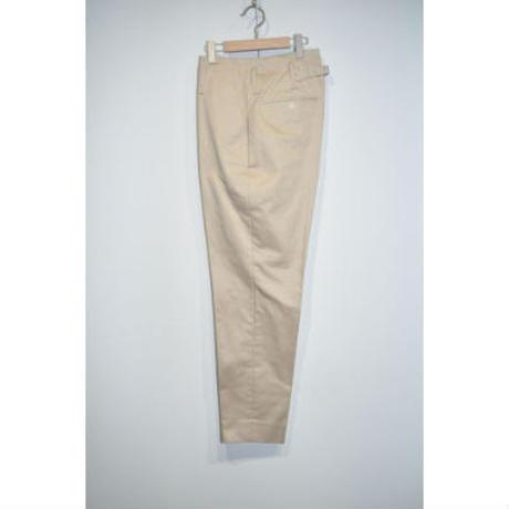 JOHN MASON SMITH : CLASSIC BUCKLE BUCK PANTS_f0224266_16411444.jpg