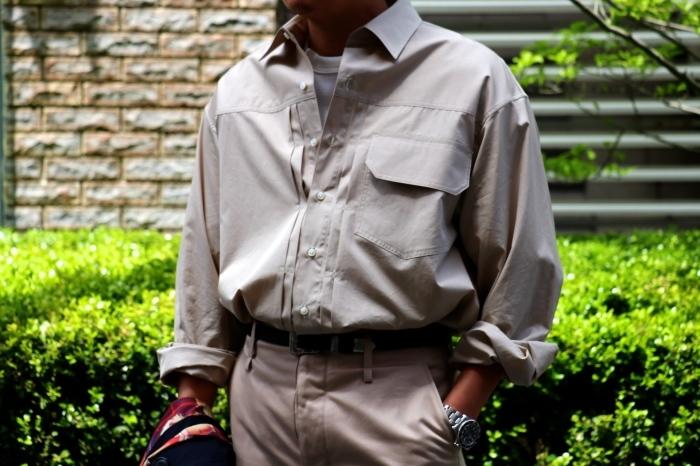 JOHN MASON SMITH : CLASSIC BUCKLE BUCK PANTS_f0224266_16540937.jpg