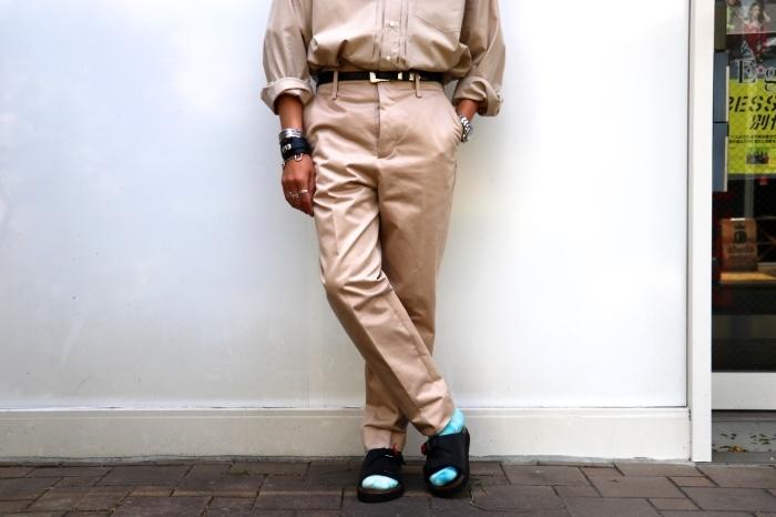 JOHN MASON SMITH : CLASSIC BUCKLE BUCK PANTS_f0224266_16561983.jpg