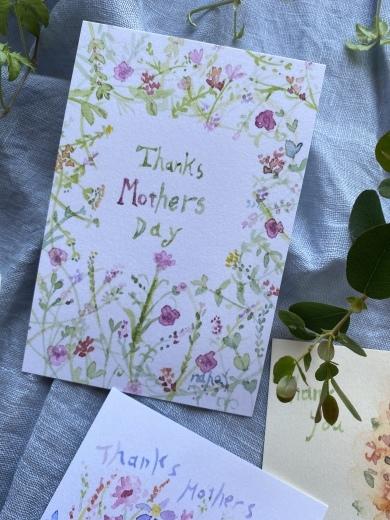 ありがとうの気持ちを込めて 〜母の日に送るカード〜_c0334574_14242345.jpeg