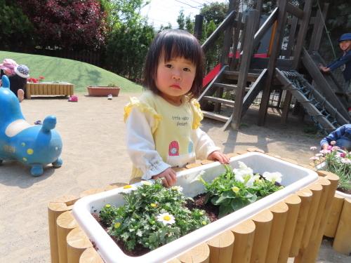 4月 乳児フロアの様子_f0327175_15001178.jpg