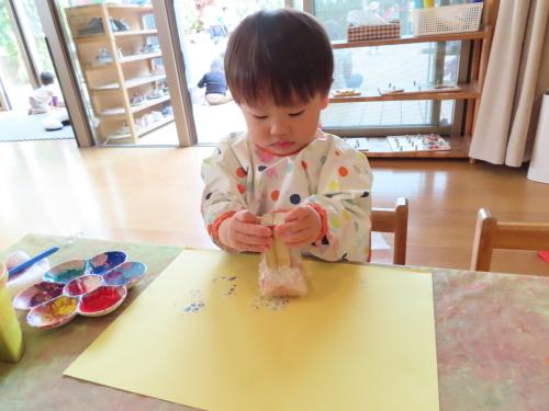 4月 乳児フロアの様子_f0327175_15142660.jpg