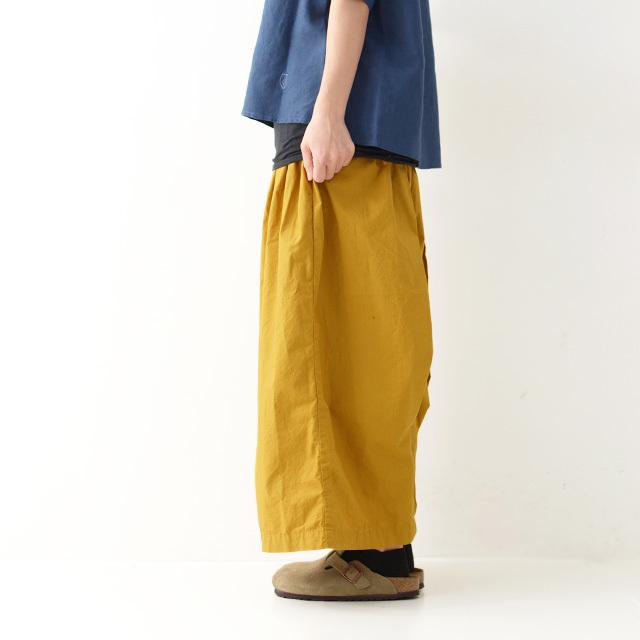 NAPRON [ナプロン] PANTS SKIRT [NP-SK06-20S] フレアースカート・ロングスカート・LADY'S_f0051306_14511607.jpg