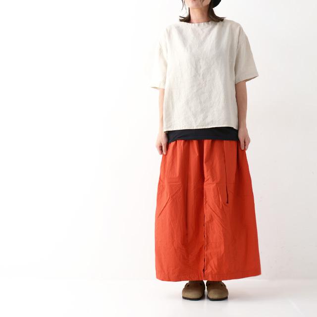 NAPRON [ナプロン] PANTS SKIRT [NP-SK06-20S] フレアースカート・ロングスカート・LADY'S_f0051306_14511729.jpg