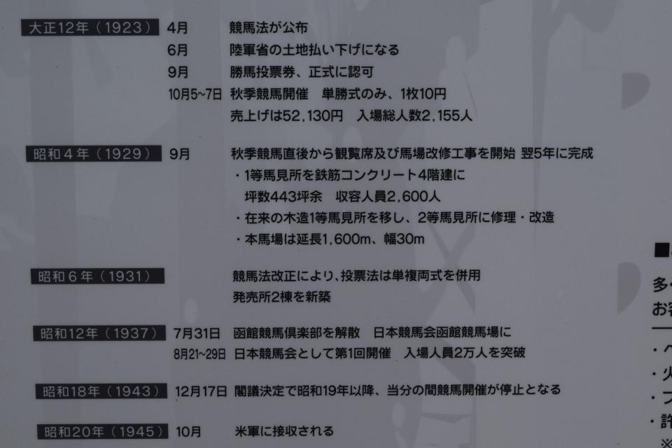 函館競馬場観客席(建築家・山中節治作品研究)_f0142606_14033718.jpg