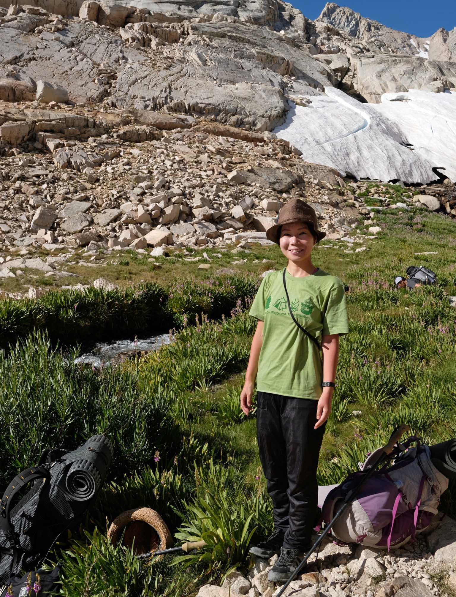 [Day5] John Muir Trail 6_c0266710_13543943.jpg