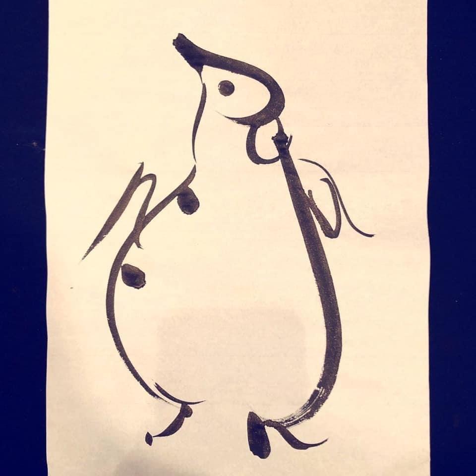 ペンギンの日🐧Penguin🐧_e0197227_19040839.jpeg