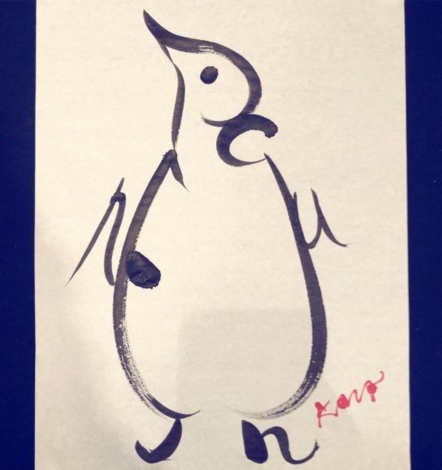 ペンギンの日🐧Penguin🐧_e0197227_19041915.jpeg
