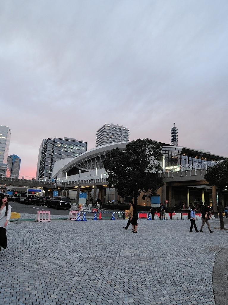 ある風景:Minato Mirai 21 Seaside@Yokohama #3_c0395834_21410328.jpg