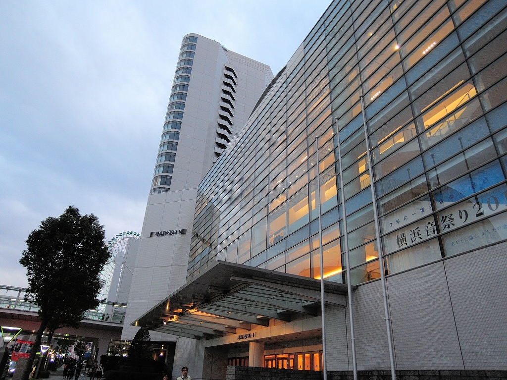 ある風景:Minato Mirai 21 Seaside@Yokohama #3_c0395834_21410834.jpg