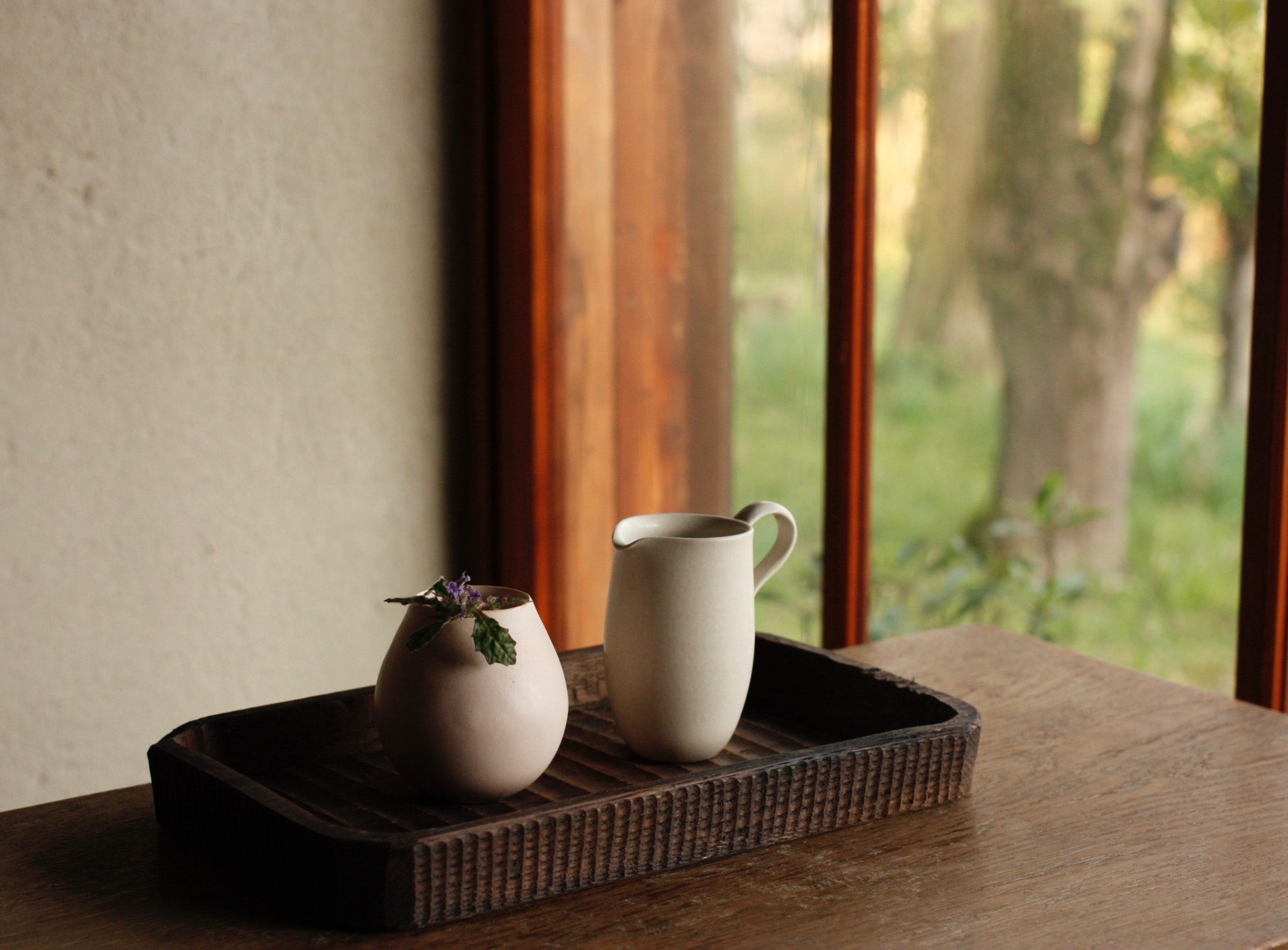 Salad bowls & 我谷盆 より_d0210537_19132145.jpg