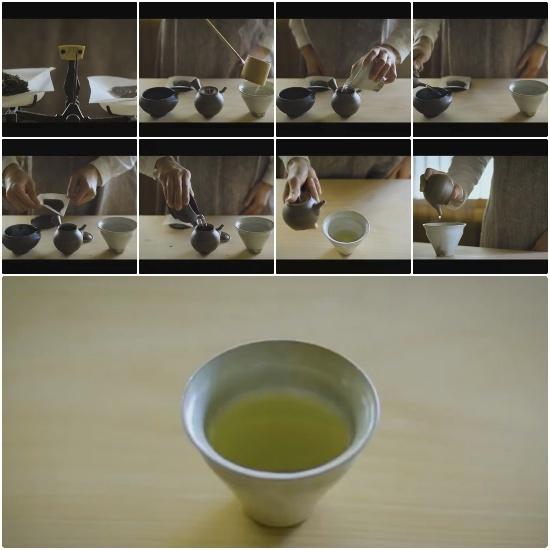 4/23(木) 鎌倉倶楽部茶寮さん煎茶の淹れ方_a0272042_16222063.jpg