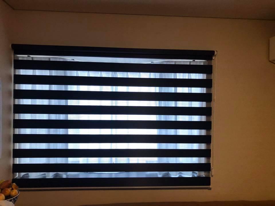 調光スクリーン ビジックとブラインドのコーディネート_e0133255_17532795.jpg