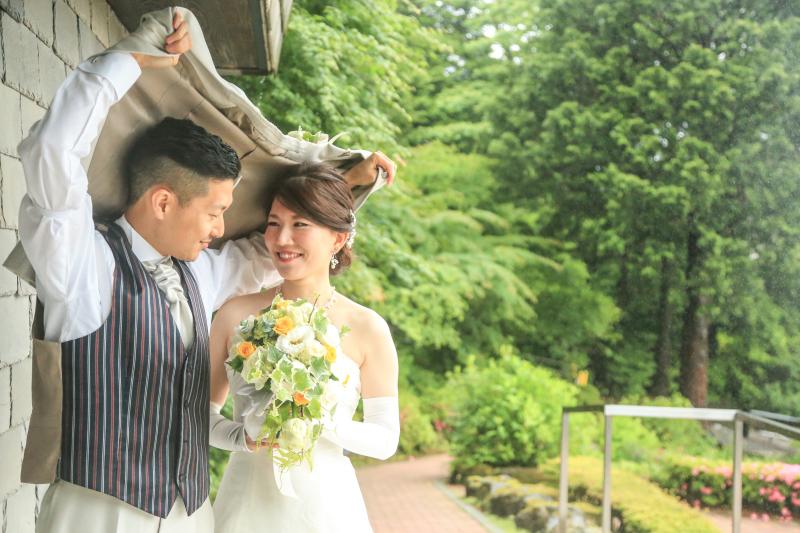 箱根の森高原教会での結婚式_c0084760_12535977.jpg