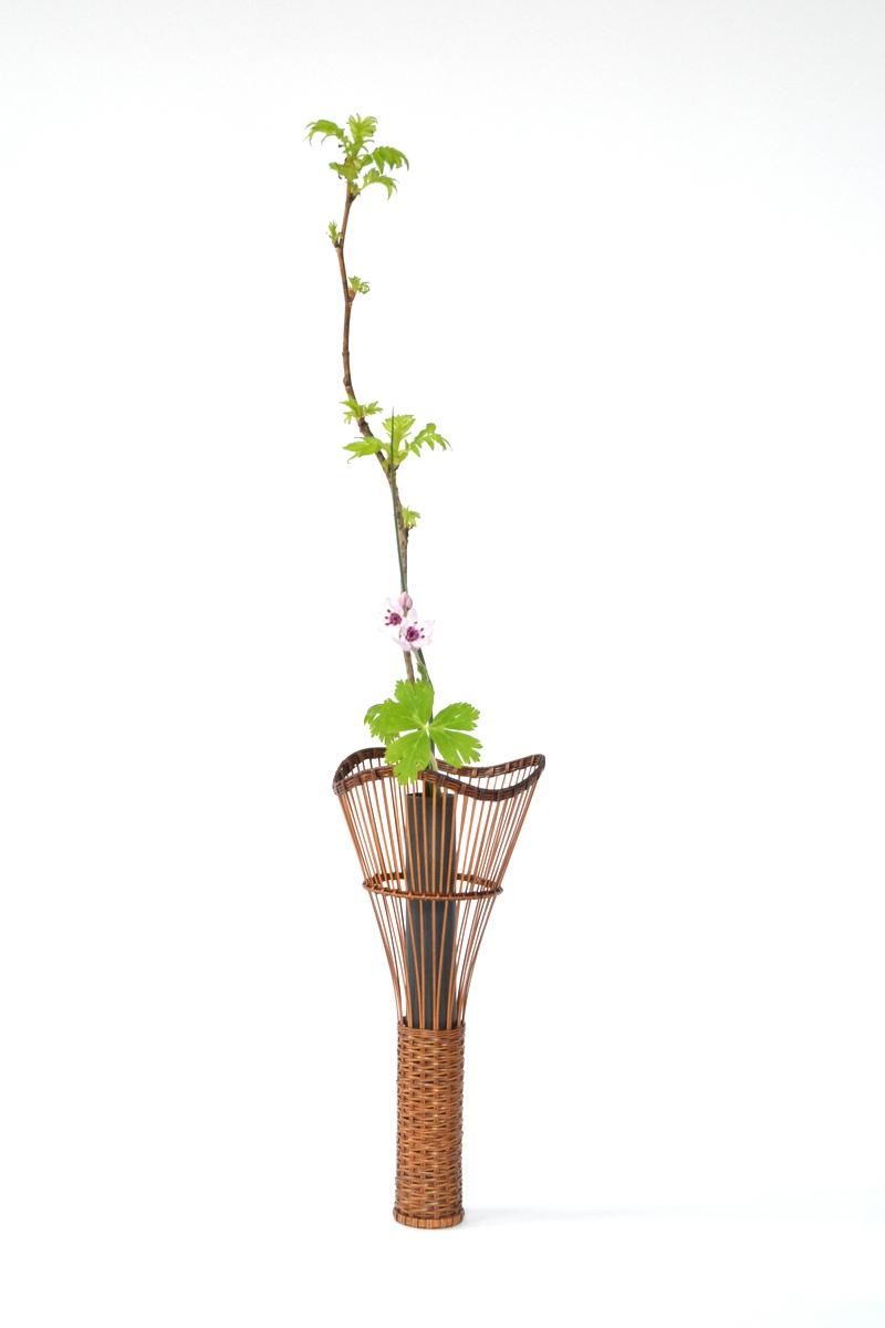 「吉田佳道 竹の花籠展」 作品リスト_d0087761_33163.jpg