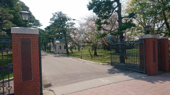 映画PとJKの函館ロケ地、遺愛学院。亀梨和也さん土屋太鳳さん、写真は二年前のです。_b0106766_07392841.jpg