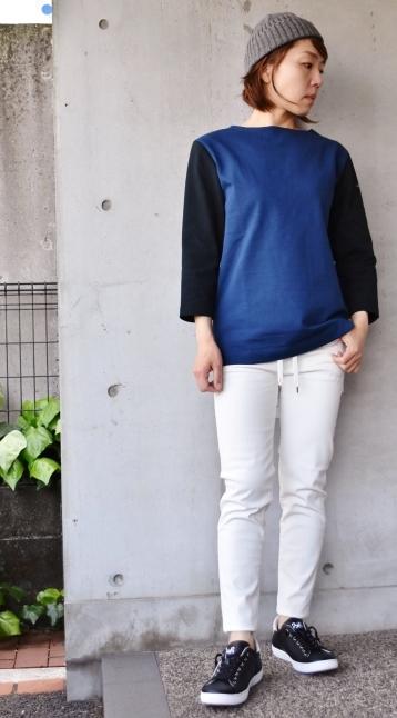 Le minor 当店別注  BASQUE Shirts_d0152280_06021815.jpg