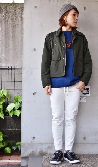 Le minor 当店別注  BASQUE Shirts_d0152280_06034449.jpg
